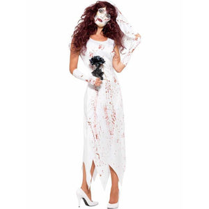 Zombie Bride Costume - mypartymonsterstore