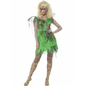 Zombie Fairy Costume - mypartymonsterstore