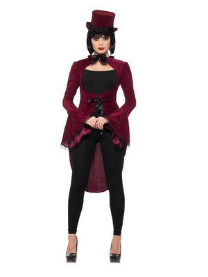 Lady Vampire Jacket - mypartymonsterstore