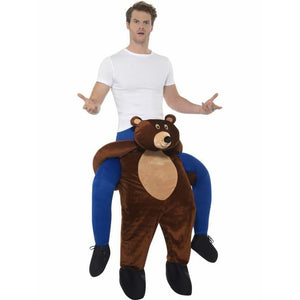 Piggyback Bear Costume