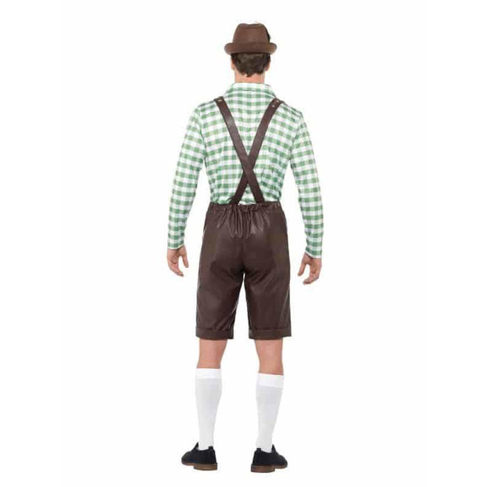 Male Bavarian Costume