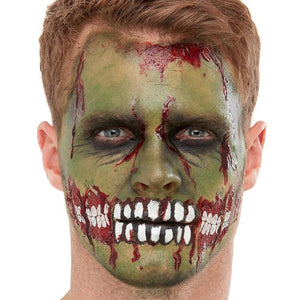 Zombie Face Transfer - mypartymonsterstore