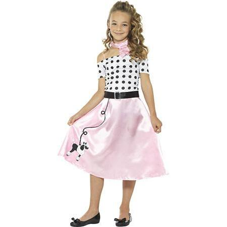 50s Poodle Girl Costume