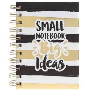 Small Notebook Big Ideas - mypartymonsterstore