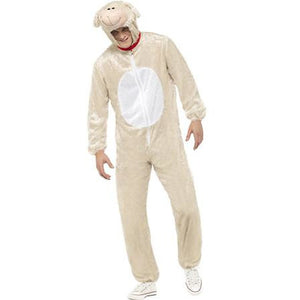 Lamb All In One Costume - mypartymonsterstore