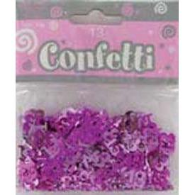 Age 13 Girl Teenager Confetti
