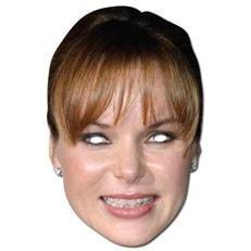 Amanda Holden Celebrity Face Mask