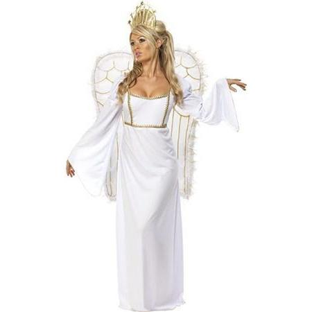 Angel Costume With Wings