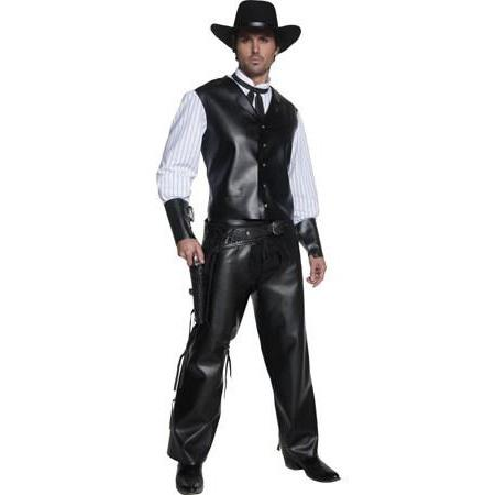 Authentic Cowboy Gunslinger Costumes
