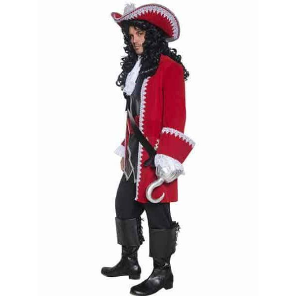 Authentic Pirate Captain Costume