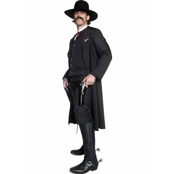 Authentic Western Sheriff Costumes