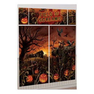Field Of Screams Wall Decorator Kit