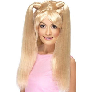 Baby Spice Style Blonde Wig