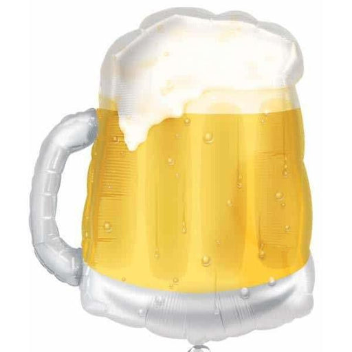 Beer Mug Supershape Balloon