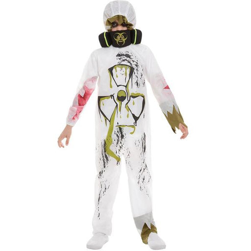 Bio Hazard Suit Costume