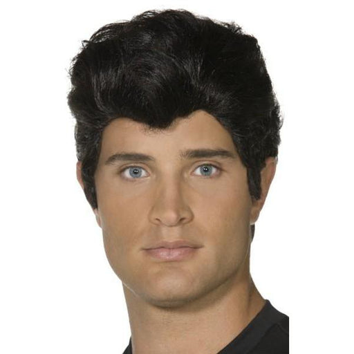 Black Danny Grease Wig