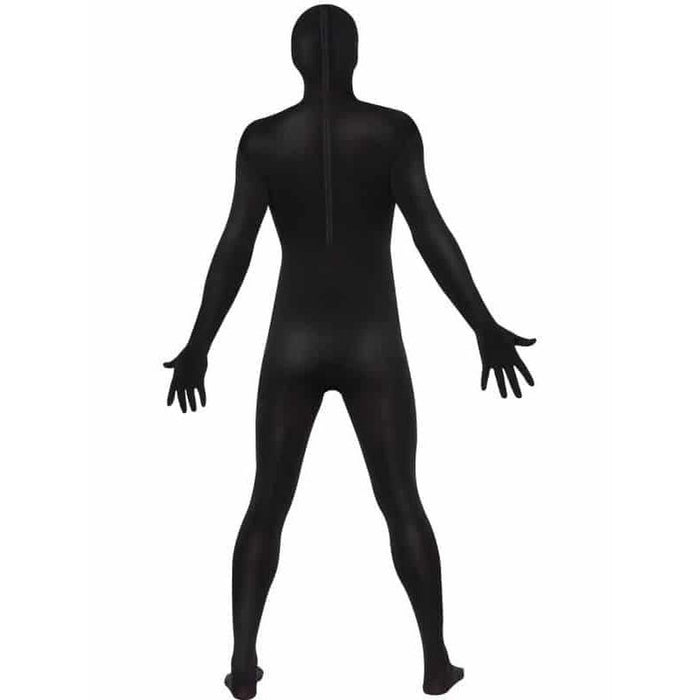 Black Second Skin Suit