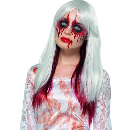 Blood Drip Ombre Wig