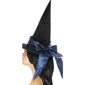 Blue Witch Hat