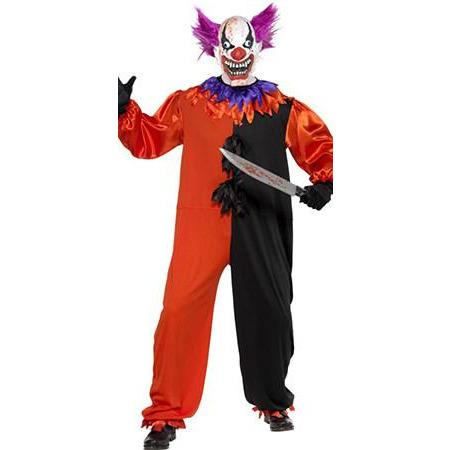 Bo Bo The Clown Costume