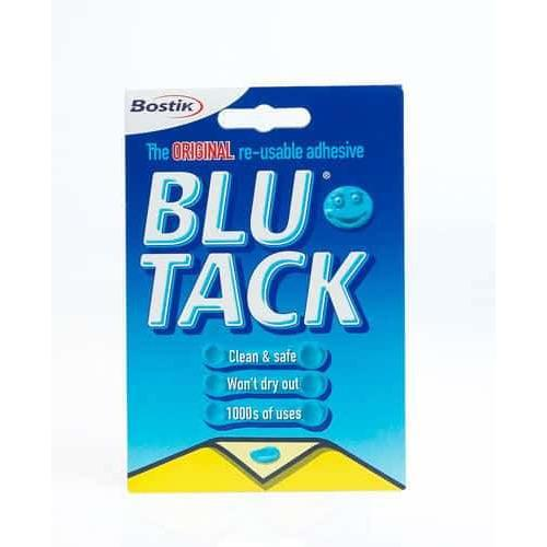 Bostik Handy Re Usable Original Blu Tack