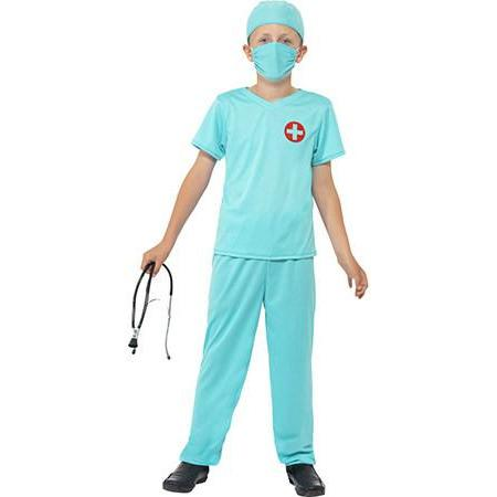 Boys Surgeon Costume