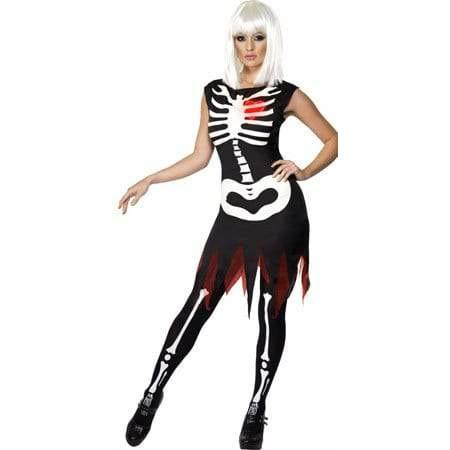 Bright Bones Glow in the Dark Costume