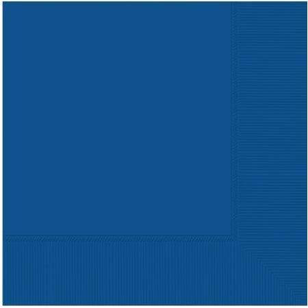 Bright Royal Blue 2ply Paper Napkins 20pk