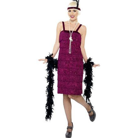 Jazz Flapper Costume