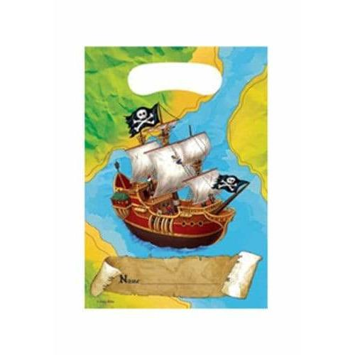 Buried Treasure Party Bags x 8