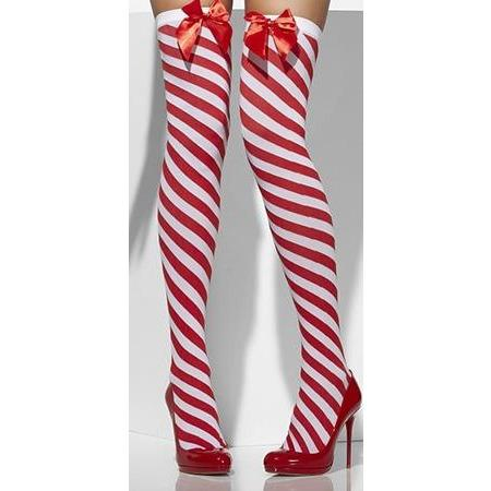 Candy Stripe Hold Ups