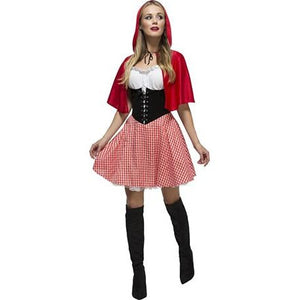 Fever Red Riding Hood Costume - mypartymonsterstore
