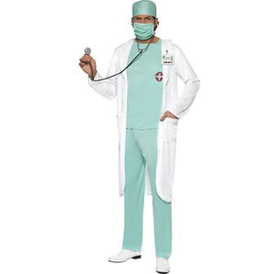 Doctor Costume - mypartymonsterstore