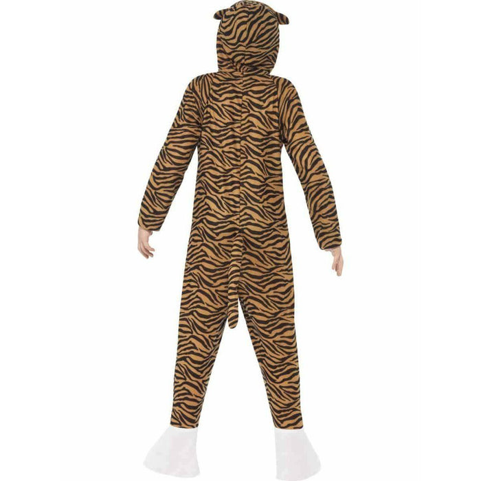 Children's Brown Tiger Costume