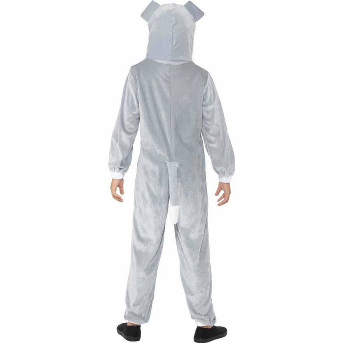 Children's Grey Dog Costume