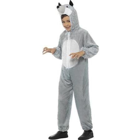 Children's Wolf Costume