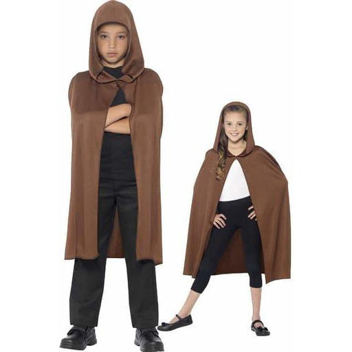 Child's Hooded Cape
