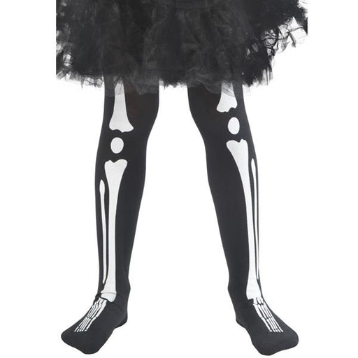 Child's Skeleton Tights