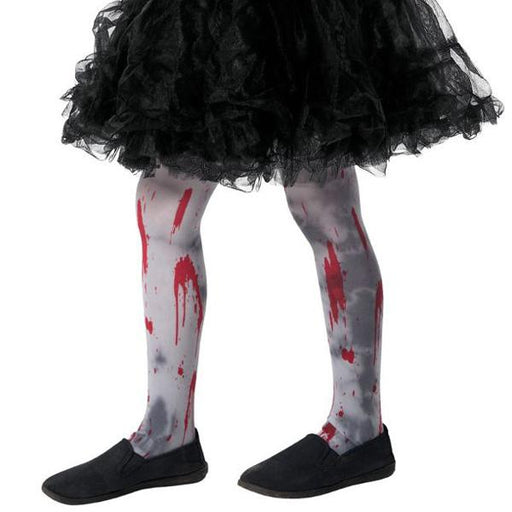 Child's Zombie Dirt Tights