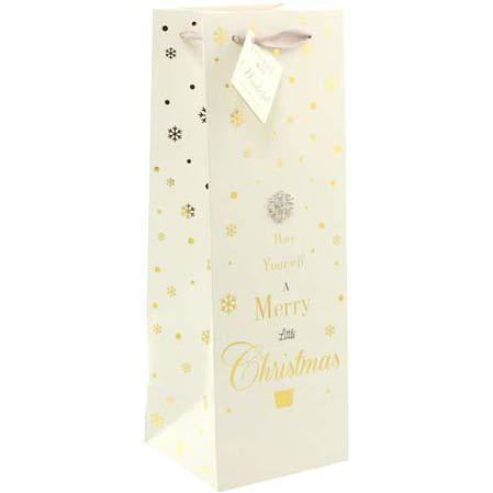 Mad Dots Christmas Gift Bag