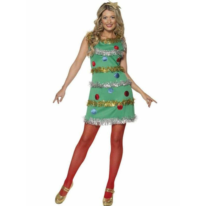 Christmas Tree Tinsel Costume