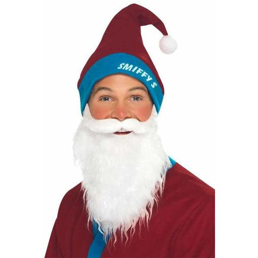 Claret And Blue Sports Santa Set