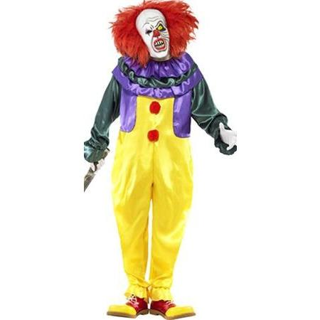 Classic Horror Clown Costumes