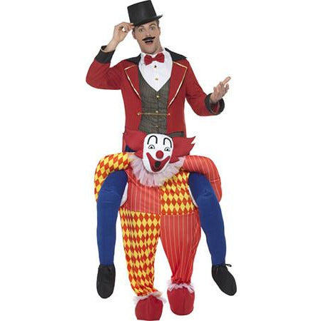 Piggyback Clown Costume