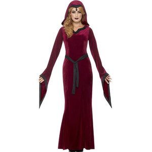 Medieval Vampiress Costume - mypartymonsterstore