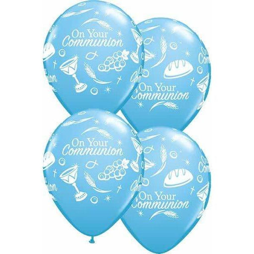 Communion Symbols Latex Balloons 25ct