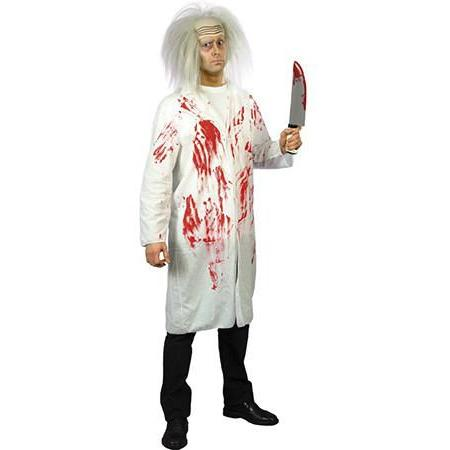 Crazy Doctor Costume