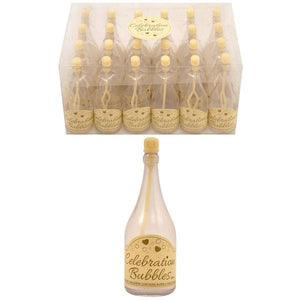 Cream Top Celebration Bubbles x24