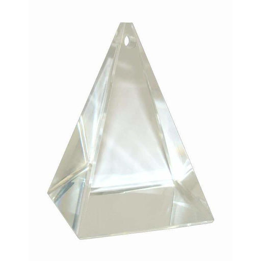 Crystal Decor Weights 4 Sided x6