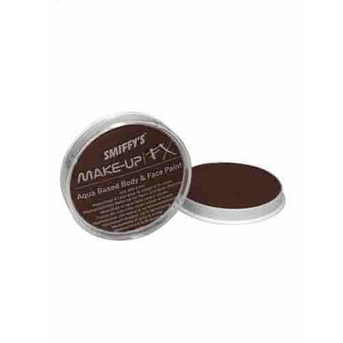 Dark Brown Face And Body Paint 16ml